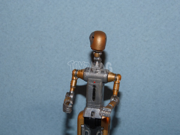TLC FA4 pilot droid star wars 9