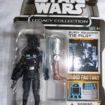 Star Wars : Black Squadron TIE Pilot (TLC2) Droid Factory