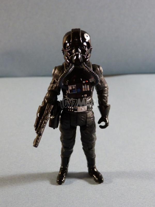 TLC tie pilot black squadron star wars 9