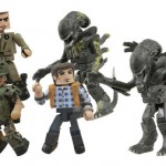 Aliens Minimates par Diamond Select Toys