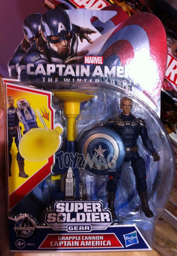 Crane Rouge Winter Soldier soldat de l'hivers CAPTAIN AMERICA Steve Rogers