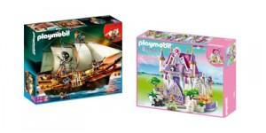 Boîtes Playmobil 5135 & 5474