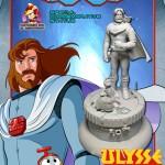 Une pétition pour la statuette Ulysse 31 d'Alexis Tallone