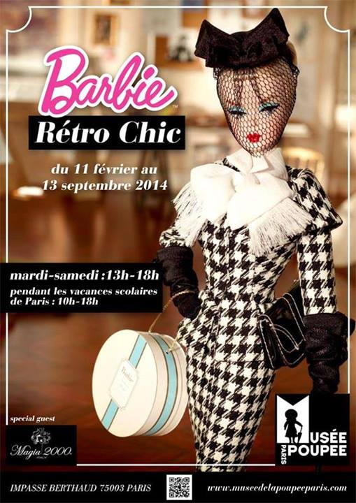 expo barbie Chic Retro