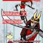Agenda Week-end : JapaNantes, 3500m² dédiés à la culture japonaise