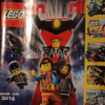 LEGO le catalogue Janvier - Juin 2014 : Disney Princesses, TMNT, Marvel Super Heroes etc