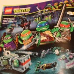 LEGO le catalogue Janvier – Juin 2014 : Disney Princesses, TMNT, Marvel Super Heroes etc