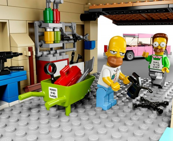 lego simpsons 71006 - The Simpsons House