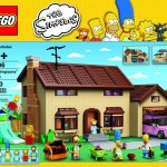 LEGO confirme le set The Simpsons !