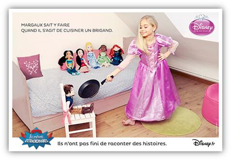 les enfants extraordinaires Disney Princess Disney