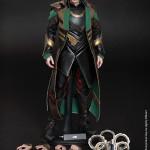 Thor 2 : Loki par Hot Toys