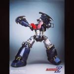 Mazinger Z par ThreeZero