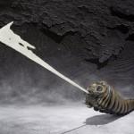 mothra & battra larva set tamashii shfiguarts 5