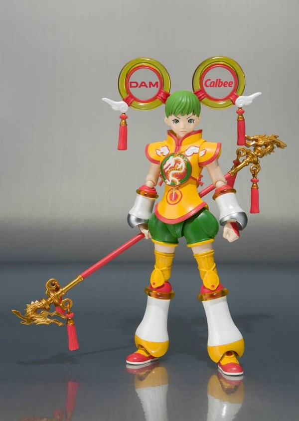 paolin huang dragon kid tiger&bunny shfiguarts