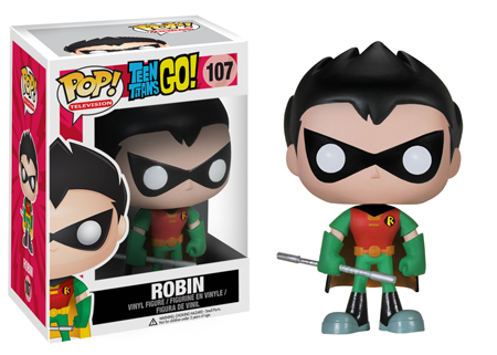 pop funko teen titan robin
