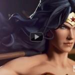 DC Comics : découvrez les coulisses de la Premium Format Wonder Woman