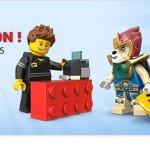 Solde LEGO -50% de réduction !