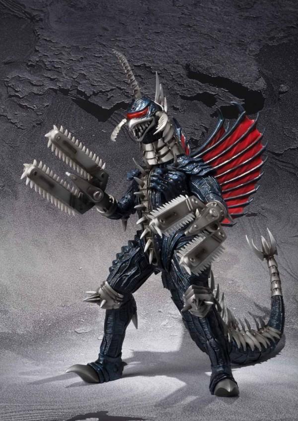 tamashii gaigan sh monsterarts 4