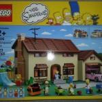 Lego The Simpsons le premier set en image