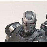 Hot Toys : démonstration du War Machine Mk II