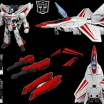 Fuite chez Hasbro ? Transformers Generations 30th Jetfire.