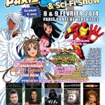 Agenda Week-end : Paris Manga & Sci-Fi Show 17ème édition