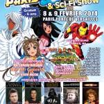 Agenda Week-end : Paris Manga & Sci-Fi Show 17ème édition