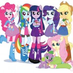 My Little Pony Equestria Girls sur grand écran !