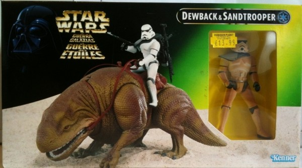 Dewback Box Euro