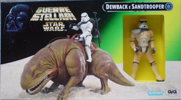 Dewback Italian Box