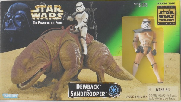 Dewback U.S box