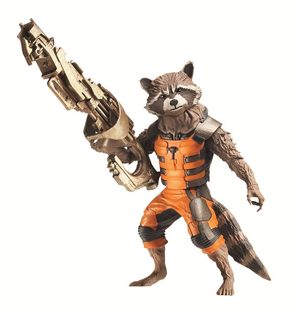 GOTG lEGENDS ROCKET Ranccoon