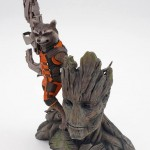 Guardians of the Galaxy Rocket Raccoon chez Koto