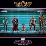 Guardians Of The Galaxies Hasbro dévoile les figurines