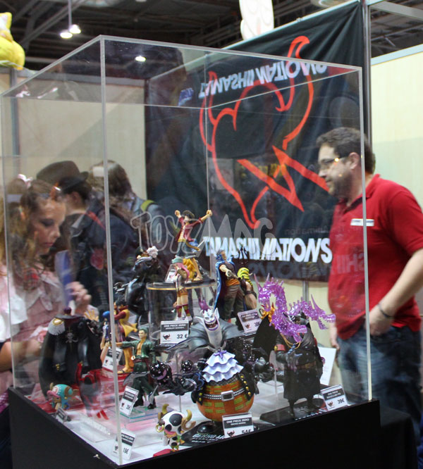 Tamashii Nations France Paris Manga & Sci-Fi Show
