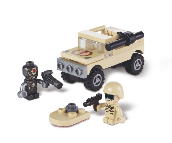 KRE-O CITYVILLE 4-WHEEL LIFT SET (VEHICLE BOOSTER PACK)  A7847