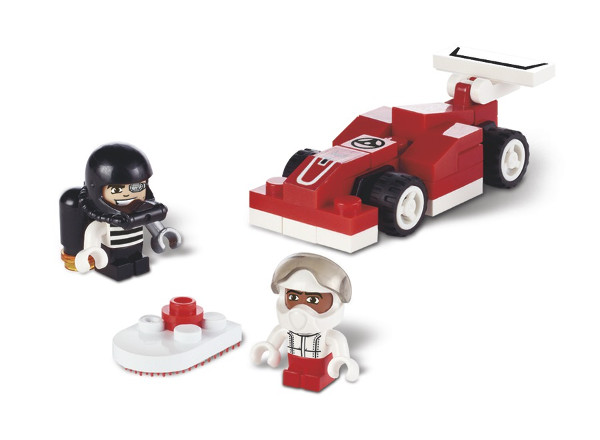 KRE-O CITYVILLE AIR FINISH SET (THEMED VEHICLE SET) A7848