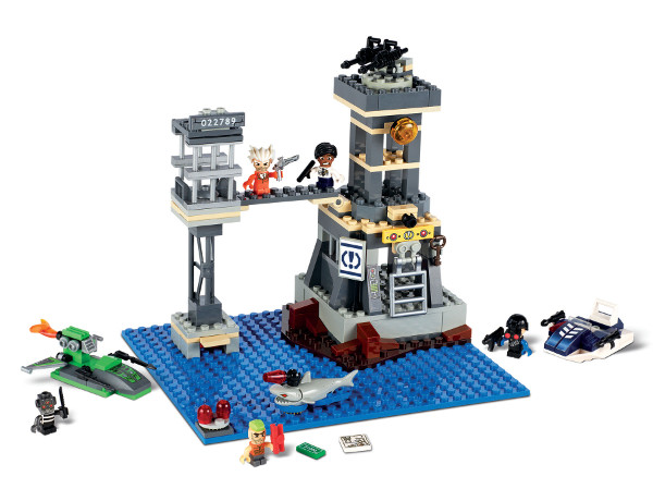 KRE-O CITYVILLE MAYHEM'S PRISON BREAK A6930