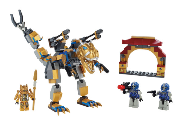 KRE-O TRANSFORMERS MOVIE GRIMLOCK STREET ATTACK A6955