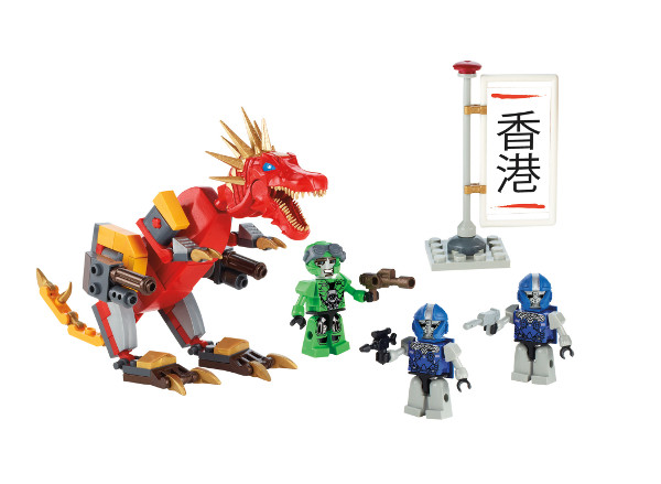 KRE-O TRANSFORMERS STREET CHASE A6950