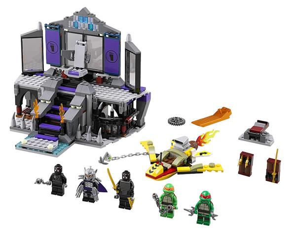 LEGO -TMNT-79122-2
