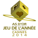 Le Palmarès de l'As-d'Or 2014 – Festival International des Jeux de Cannes