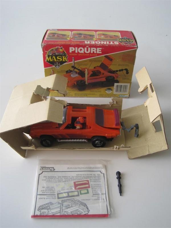 MASK Stinger Canada Box