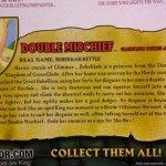 MOTUC : la bio traduite de Double Mischief (Double Trouble)
