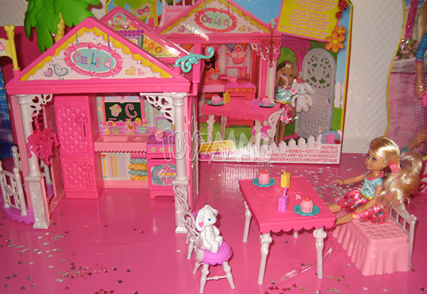 Villa Chelsea Barbie