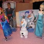 JPO Mattel : les poupées Disney