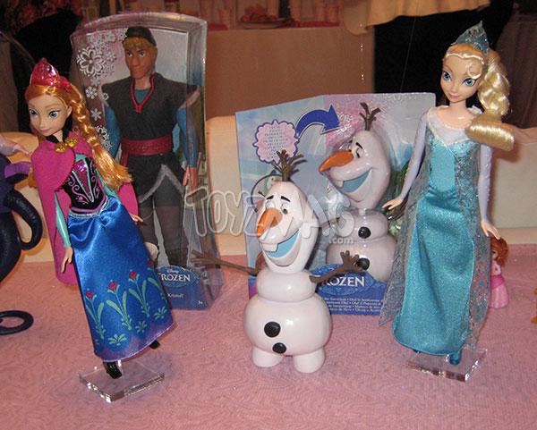 Mattel Disney Reine des neiges