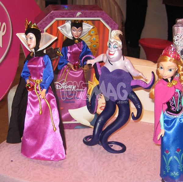 Mattel Disney Villains