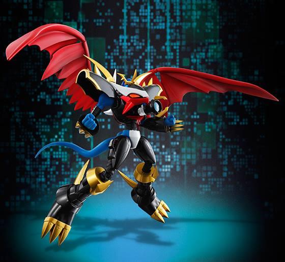 Digimon Adventure 02 - S.H. Figuarts Imperialdramon (Fighter Mode) Exclusive