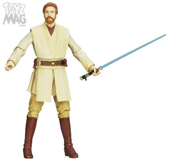 STAR WARS BLACK SERIES 6-Inch OBI-WAN KENOBI A5627
